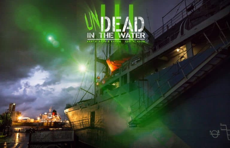 UNDead ship
