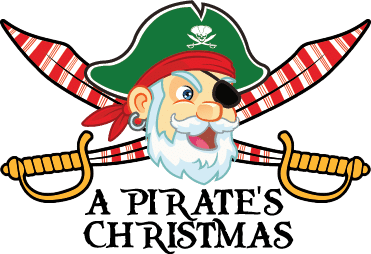 A_Pirates_Christmas_Logo_With_White_Beard